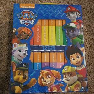 Paw Patrol Board Book Set, 12-Count